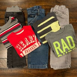 Other - Toddler Boy Size 2T Mix and Match Sets